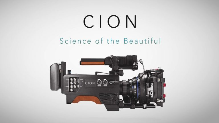 AJA CION Begins Shipping This Month