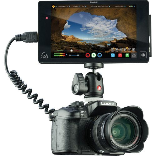 Atomos Shogun 4K Recorder Delayed