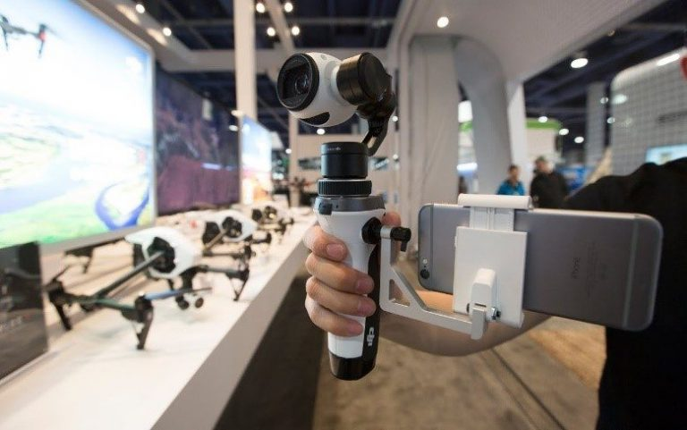 DJI's New Inspire 1 Accessory Lets You Take It's 4K Camera Handheld