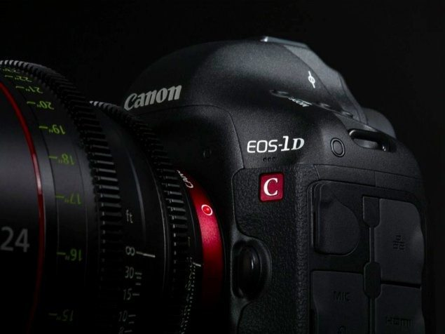 Canon 1 DC 4K DSLR 4,000 Price Drop
