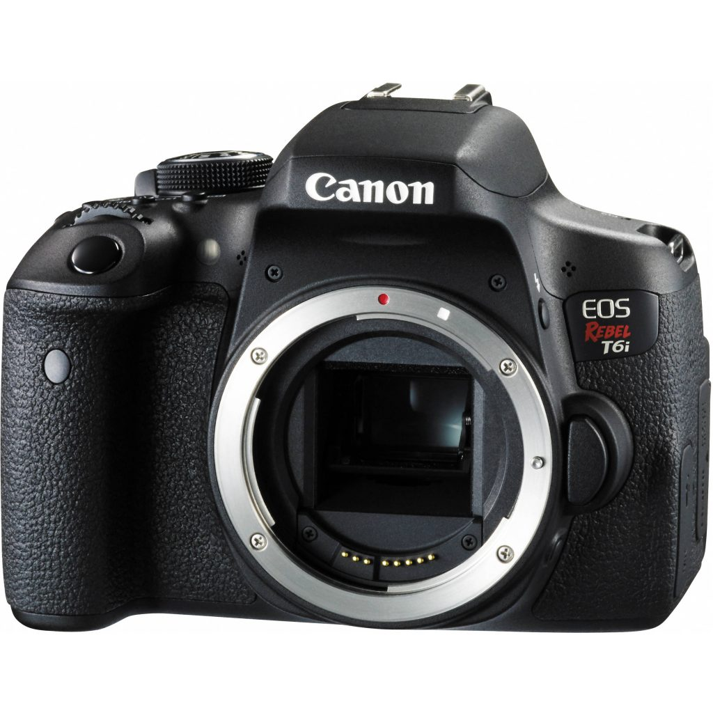 Canon Rebel T6i Specs & Overview