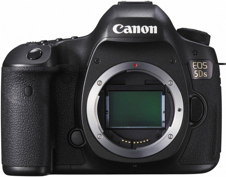 New 50 Megapixel Canon 5DS DSLR