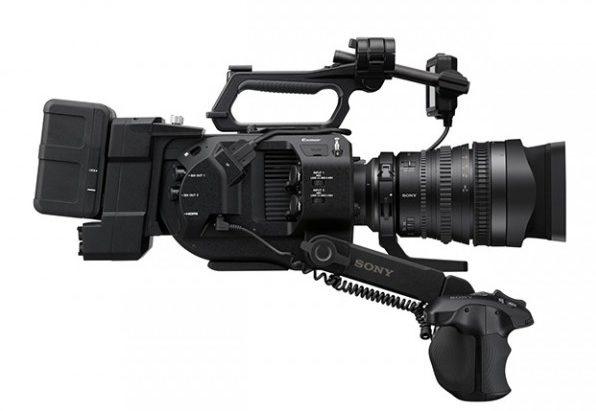 Sony FS7 Firmware 2.0 Update