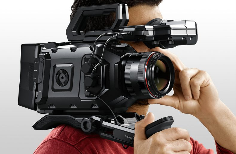 New Blackmagic URSA Mini Half The Weight Of Original