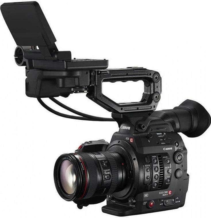 New Canon C300 Mark II Will Have 4K