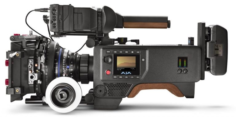 AJA CION Camera Gets Big Price Drop