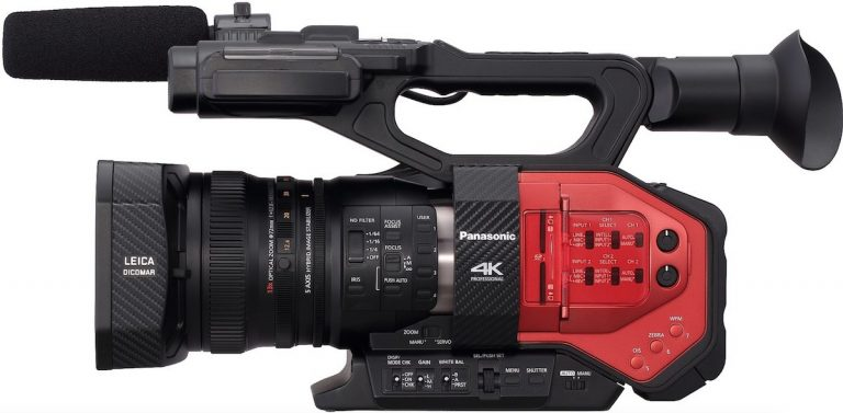Everything We Know About The Panasonic DVX200 So Far