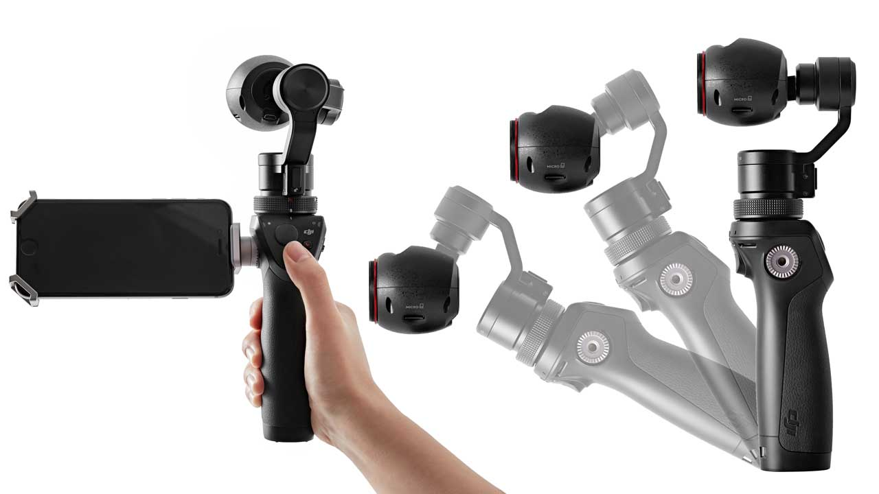 DJI Osmo Stabilizer is Awesome