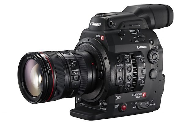 Now Renting: Canon C300 Mark II