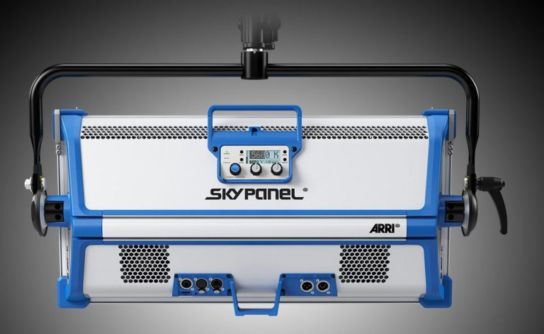 Hate Gelling Lights? Then You'll Love ARRI Sky Panels!