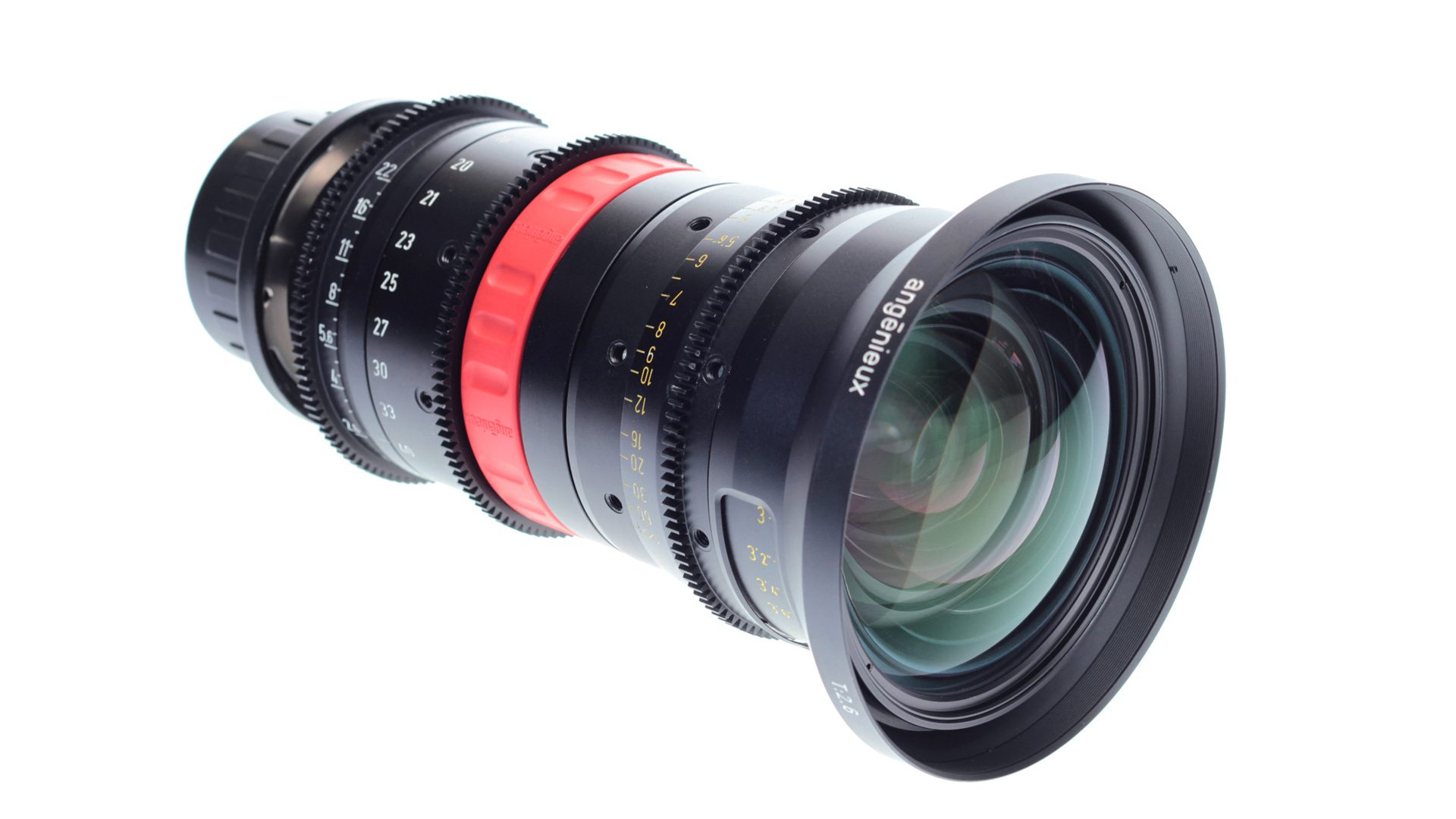 Rent Angenieux Optimo 15-40mm T2.6 Zoom