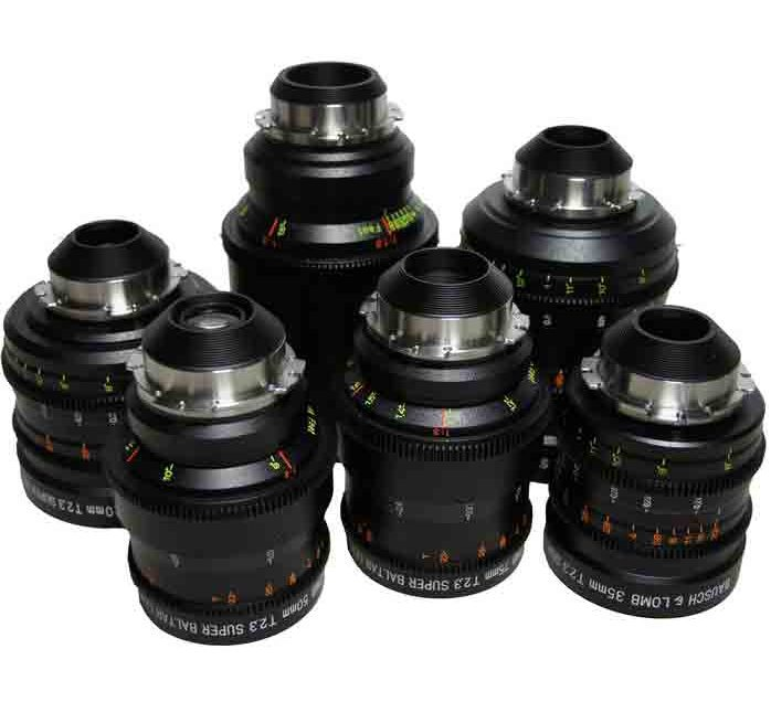 Rent Baltar Lens Set