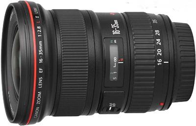 Canon 16-35mm Zoom Lens Rental