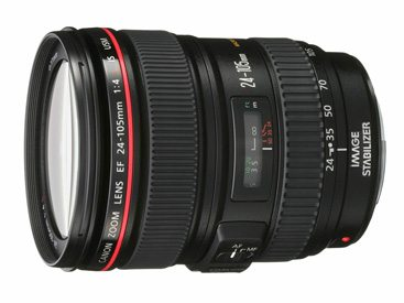 Rent Canon 24-105mm f/4 L Series Zoom Lens