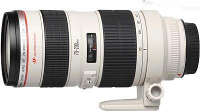 Rent Canon 70-200mm Lens