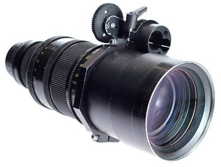 Rent Cooke 25-250mm MKII Lens