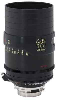 Rent Cooke S4 135mm