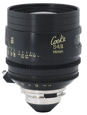 Rent Cooke S4 14mm Lens