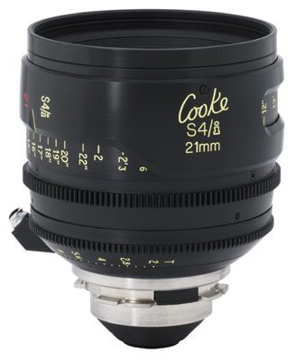 Rent Cooke S4 21mm Lens