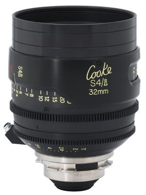 Rent Cooke S4 32mm