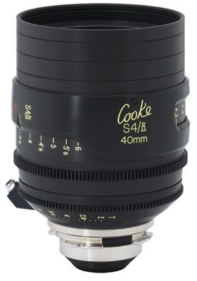 Cooke S4 40mm Rental