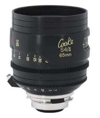Cooke S4 65mm Prime Lens Rental