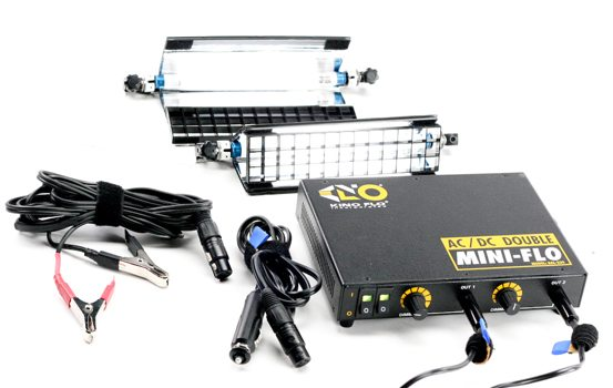 Rent Kino Flo Mini-Flo Lighting Kit