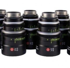 Rent Leica Summilux-C Lens Set