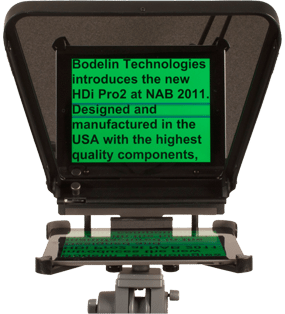 Ipad Teleprompter Rental Rent Teleprompter Proprompter