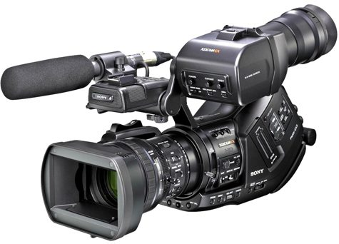 Rent Sony EX-3 Camera