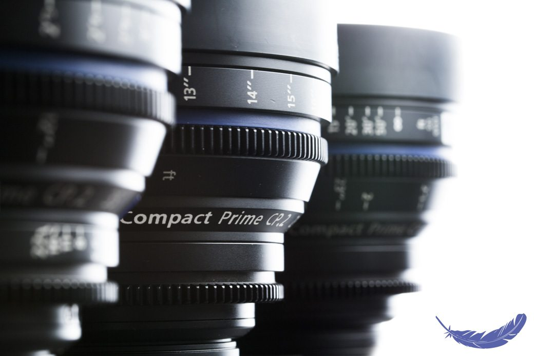 Zeiss CP.2 Prime Lens Set of 6