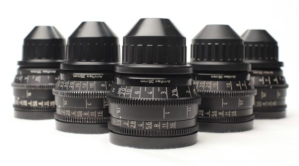 Zeiss Super Speeds Rental