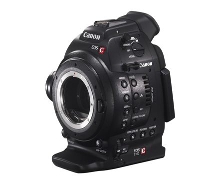 Rent Canon C100 Camera