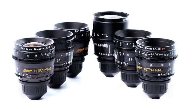 Rent Zeiss Ultra Prime Set