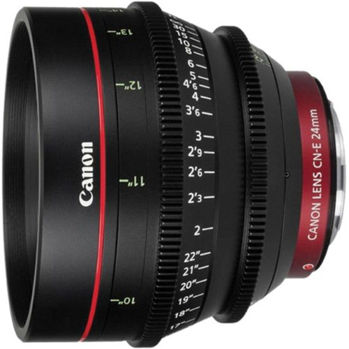 Rent Canon 24mm CN-E Cinema Prime