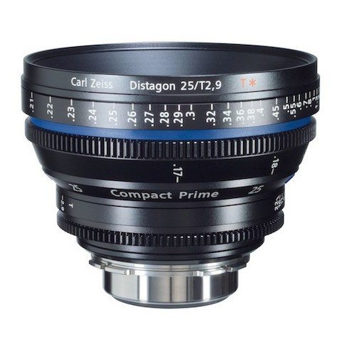 REnt Zeiss CP.2 50mm/T2.1 Lens