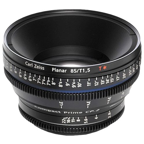 Zeiss CP.2 Super Speed 85mm T1.5 Compact Prime Lens Rental