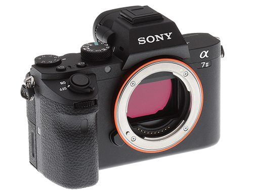 Sony A7s II Rental