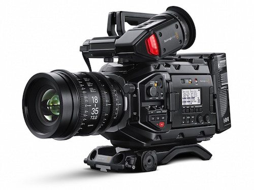 Rent Blackmagic URSA Mini Pro Camera