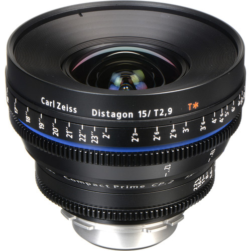 Rent a Zeiss 15mm CP.2 Lens