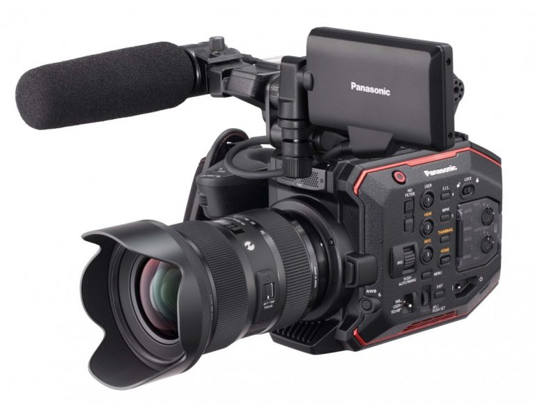 Everything You Need To Know About the Panasonic AU-EVA1