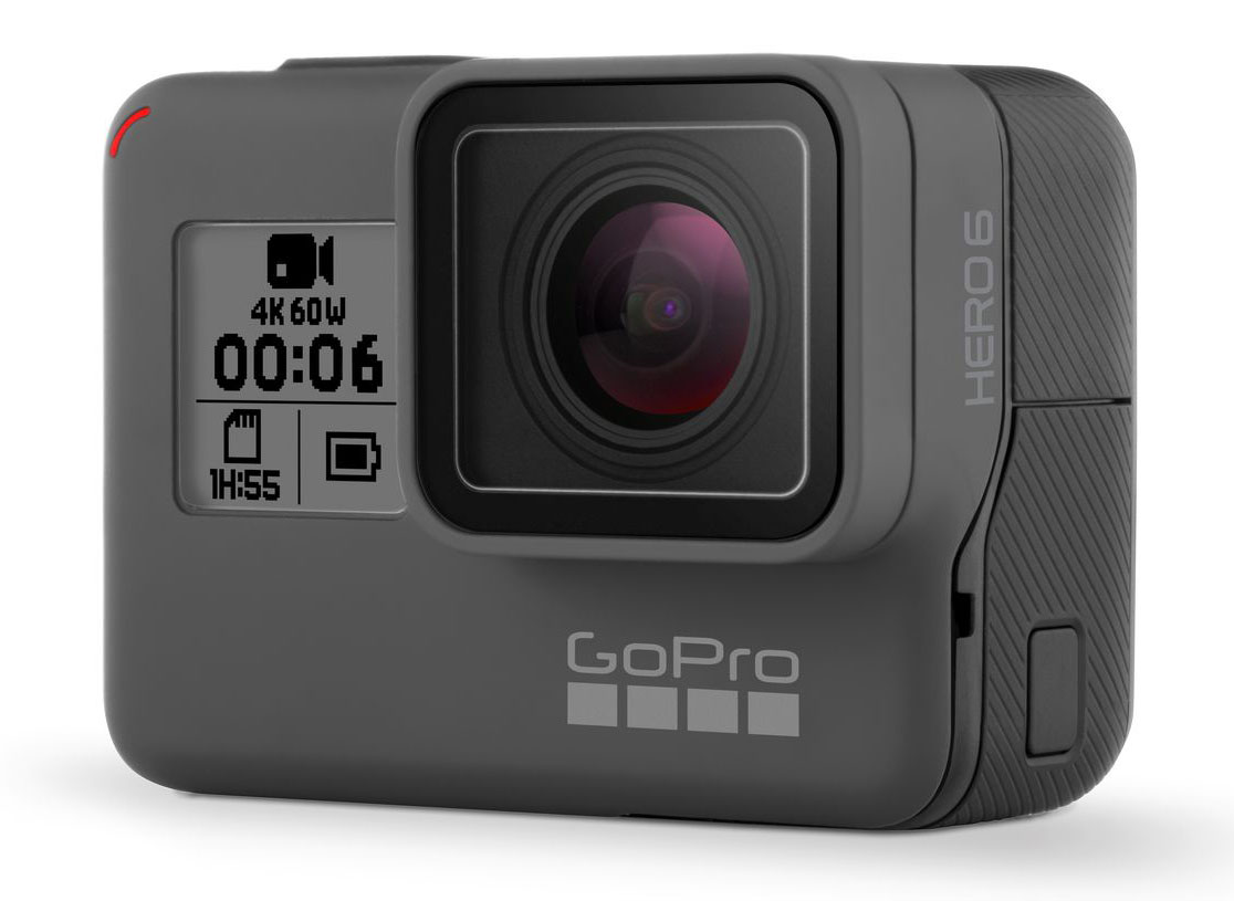 GoPro Dominates With Their Newest Action-Camera: The Hero 6 Black