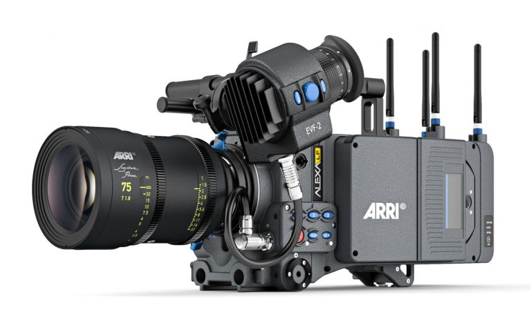 Now Renting: ARRI Alexa LF 4.5K Camera